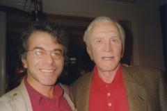 Sławomir Grünberg i Kirk Douglas