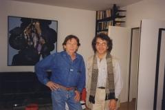 Roman Polański i Sławomir Grünberg