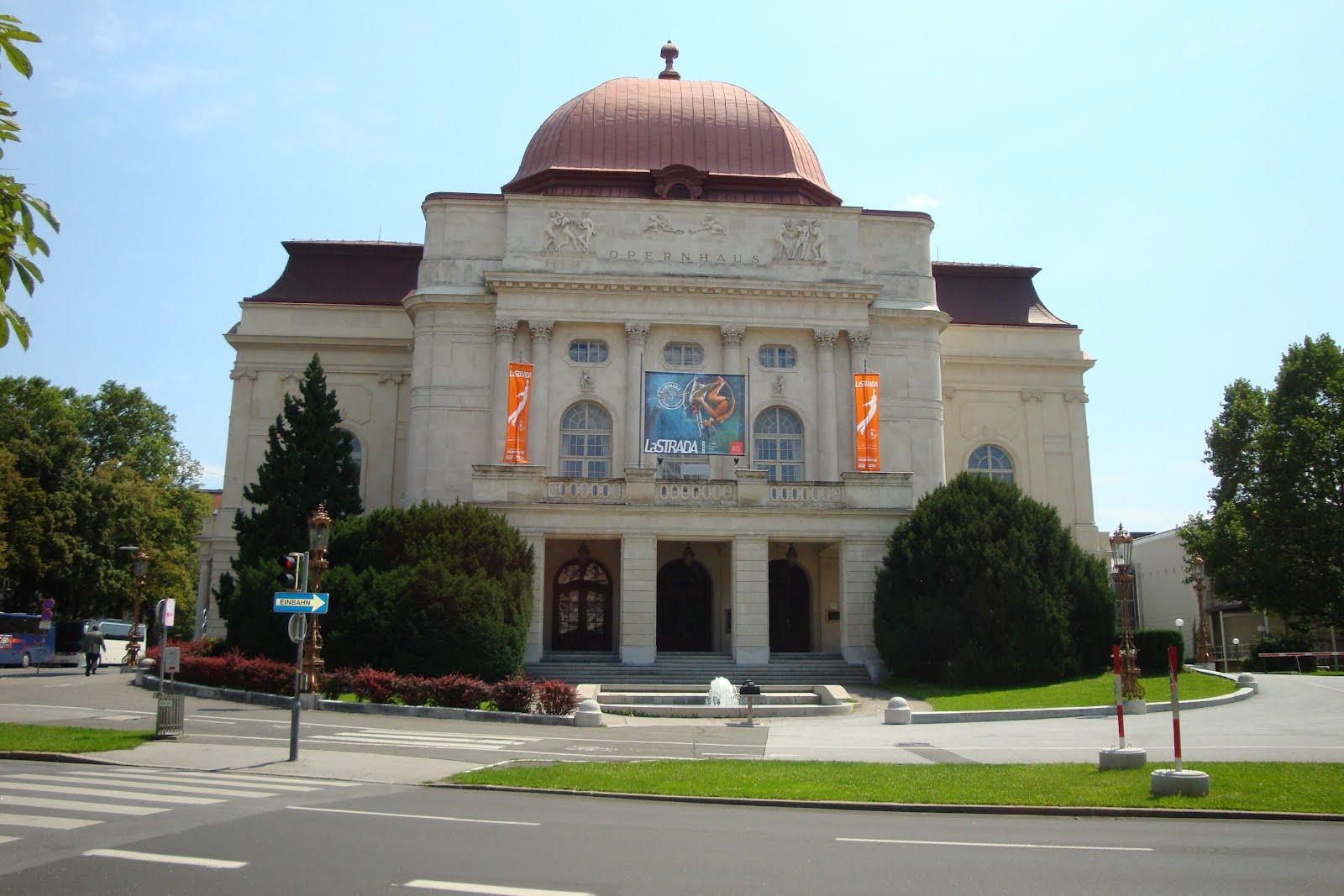 Opera w Graz