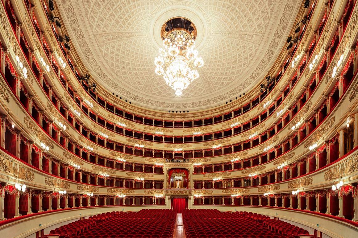 Teatro alla Scala w Mediolanie