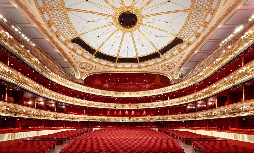 Royal Opera House w Londynie