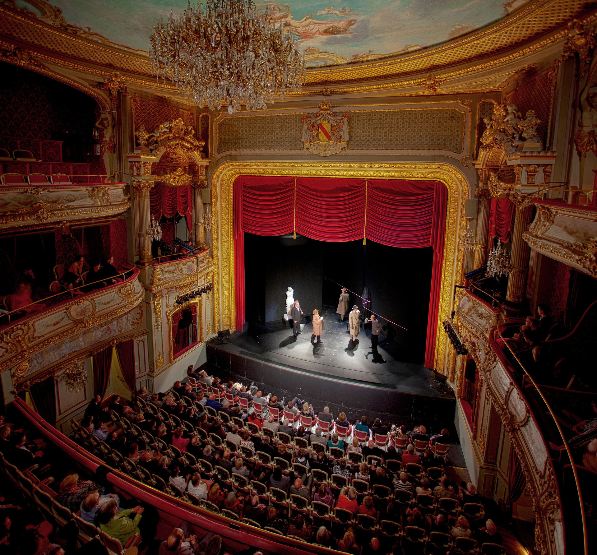 Teatr w Baden-Baden