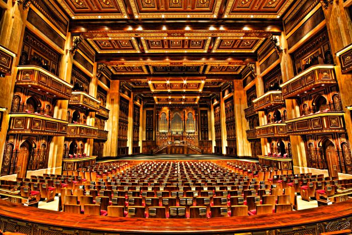 Opera Muscat w Omanie