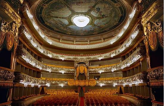 Teatr Michajlowski w Petersburgu