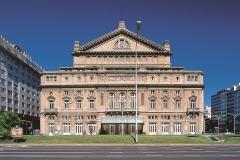 Teatro Colon w Buenos Aires